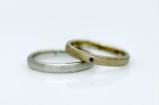 結婚指輪-アンティーク.JPG