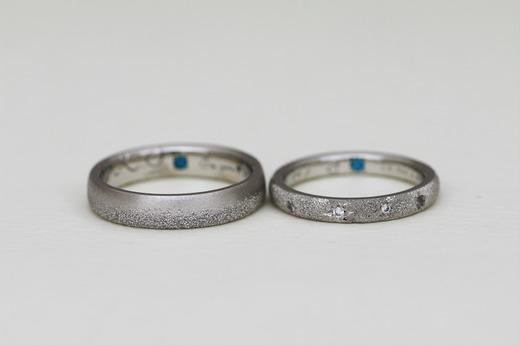 夜空結婚指輪.JPG