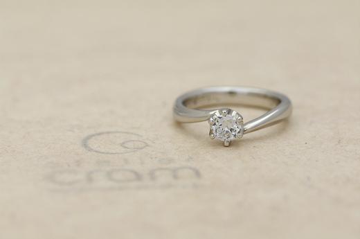 婚約指輪-手作り.JPG