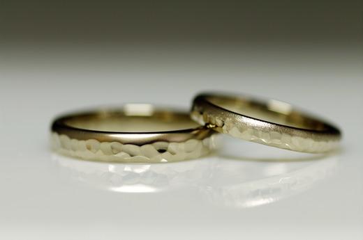手作り結婚指輪-つや消し.JPG