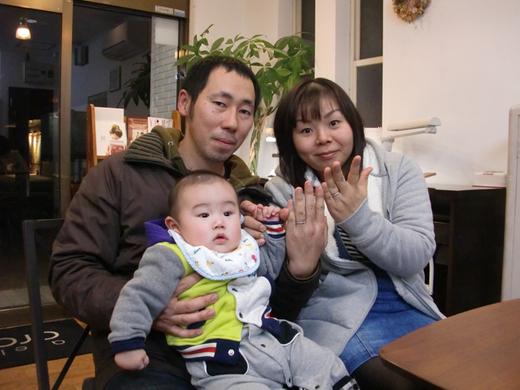 手作り結婚指輪-婚約指輪.JPG