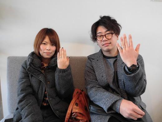 結婚指輪-ハンドメイド.JPG
