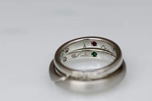 結婚指輪足跡.JPG